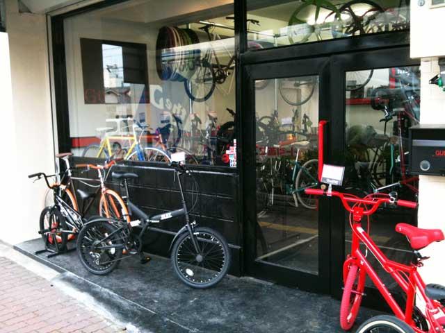 自転車屋 奈良 自転車屋 クロスバイク : 先月からプレオープンしていた ...