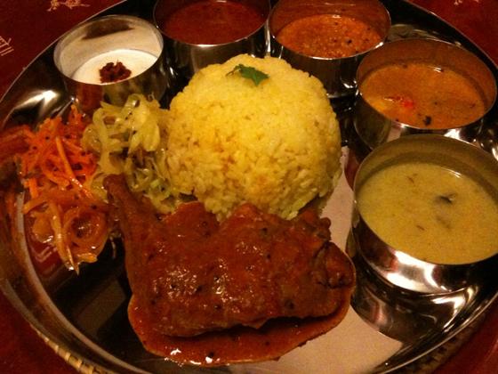 南インド系辛口カリー店 タリカロ