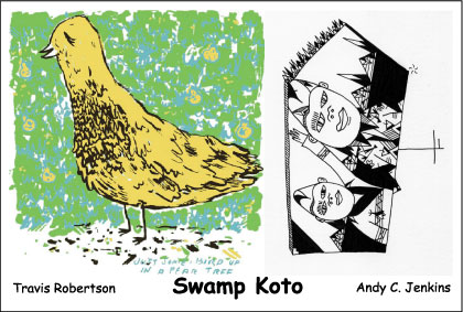swamp koto