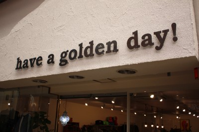 have a golden day、新店舗にて営業中!